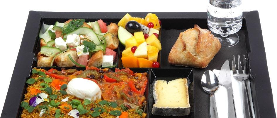 Plateaux repas à Dijon - Mitanchey Traiteur pour professionnels et particuliers à Dijon